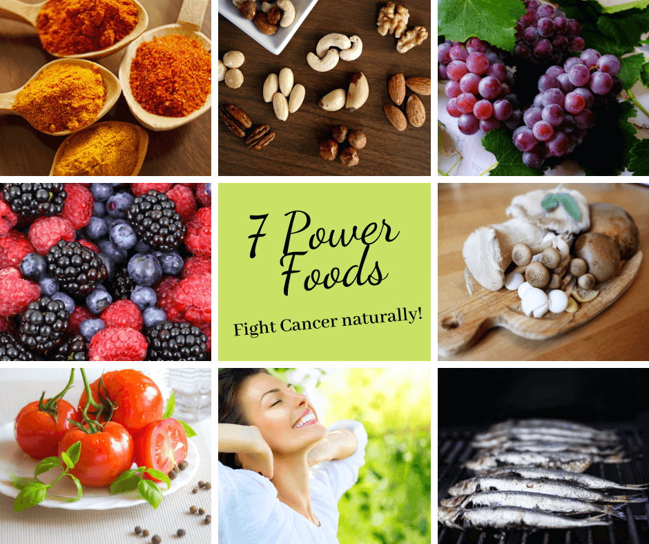 power foods against cancer oliver weiss clinic